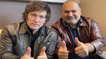 Argentina y Paraguay tienen su fórmula liberal: Milei-Chilavert