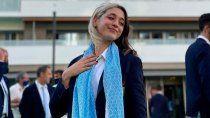 delfi pignatiello causa furor y es la argentina mas apoyada en redes