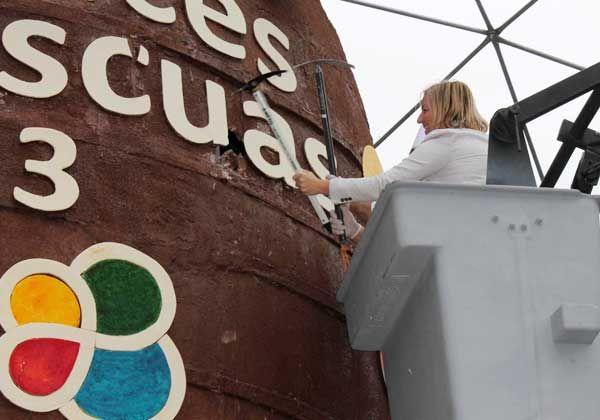 Cerró la Fiesta del Chocolate en Bariloche