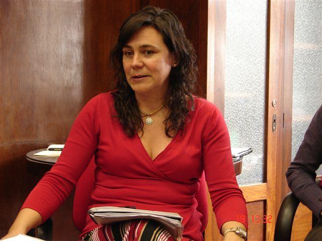 Pichetto comparte agenda de trabajo con Campos Bilbao