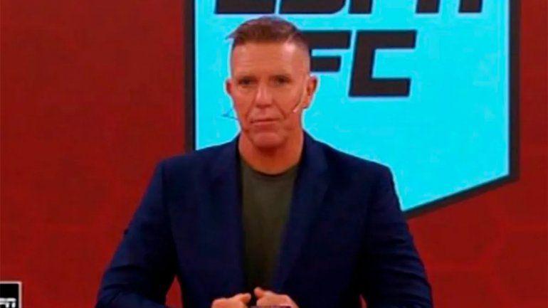 ¡Duró poco!: Fantino lamentó su extraña salida del programa de ESPN