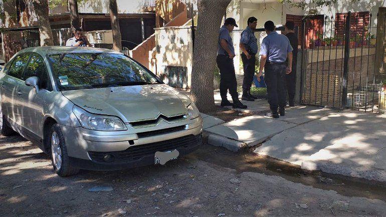 Citroën C4 robado en Neuquén apareció en las 1200 Viviendas