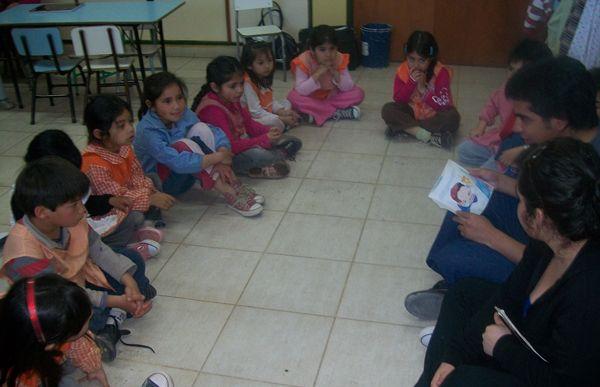 Trabajo social con niños y jóvenes