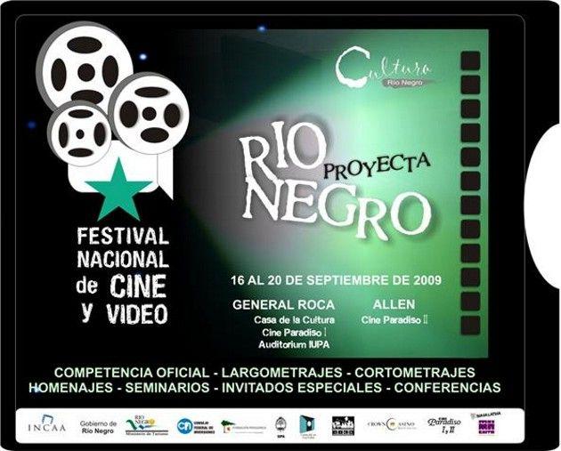 Ultiman detalles para el primer festival Nacional de Cine y Video de Río Negro