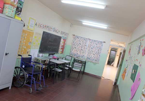 La Escuela Especial se quedó sin clases por falta de agua