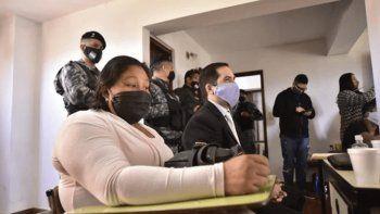 Veinte años de cárcel para María Ovando por las violaciones de su hija y su nieta