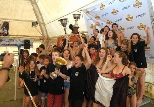 Cipolletti campeón de todo en Federados
