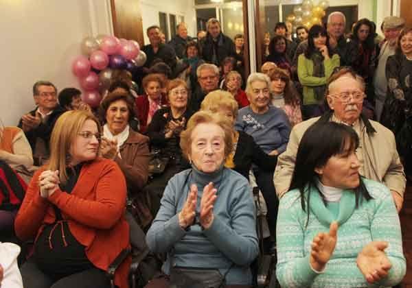 La biblioteca Rivadavia celebró su aniversario de diamantes