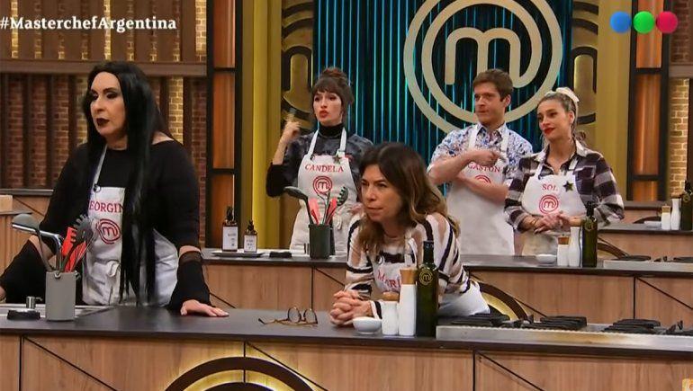 MasterChef: el error de María ODonnell que complicó al resto de los participantes
