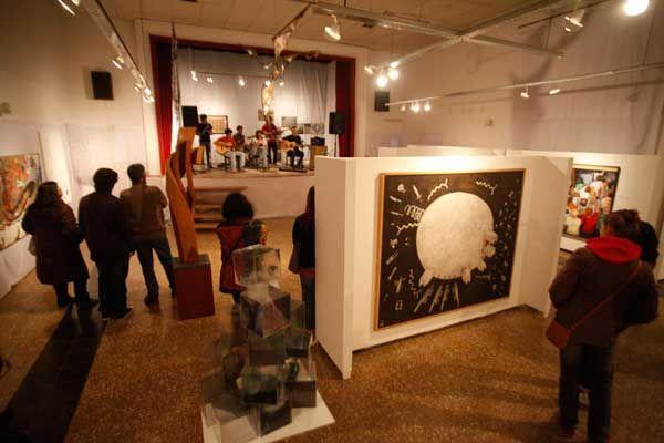 Unas 5 mil personas visitaron el Salón de Artes