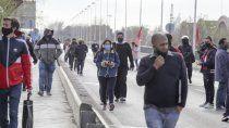 organizaciones niegan convocatoria y mantienen el corte en los puentes
