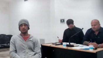 crimen en el martin fierro: cuatro meses de preventiva para el acusado