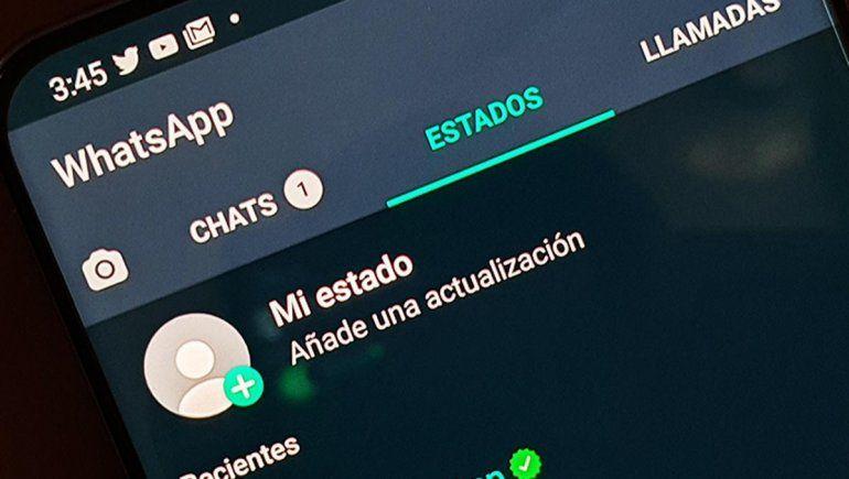 WhatsApp: conocé cómo poner videos largos en tus estados