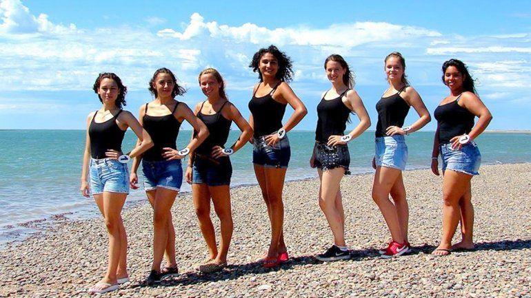Este año serán siete las jóvenes bellezas que competirán por ser la futura Reina Nacional del Golfo.