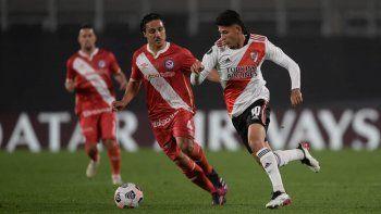 Con River como único argentino, así quedó el cuadro de la Libertadores