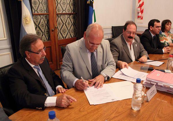 Se firmó la implementación del nuevo sistema informático para el IPROSS