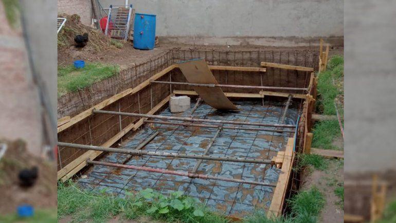 Falso odontólogo llegó al Alto Valle y estafa con la construcción de piscinas