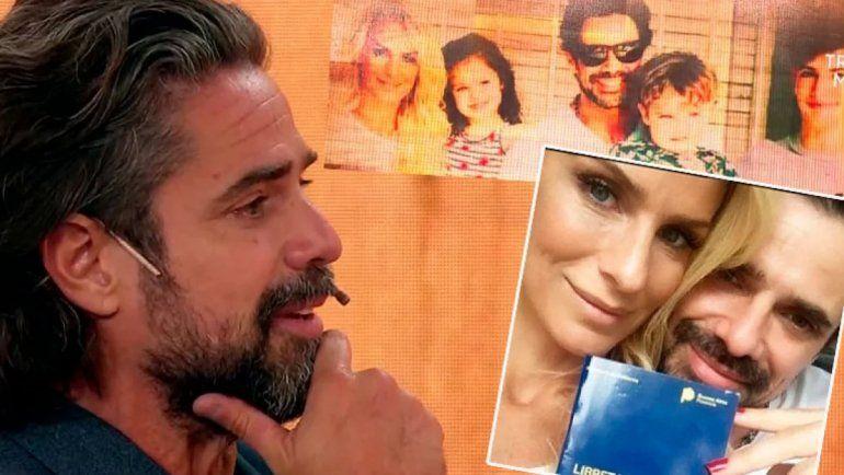 No va más: Luciano Castro y Sabrina Rojas se volvieron a separar