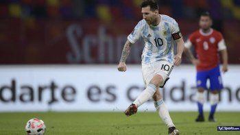 Argentina debuta ante Chile: hora y TV de todos sus partidos