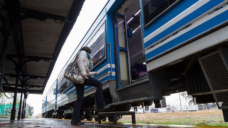 Arranca la prueba piloto del Tren del Valle entre Neuquén y Plottier