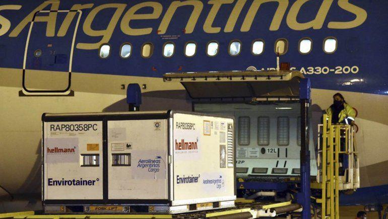 Argentina alcanza las 40  millones de dosis contra el COVID