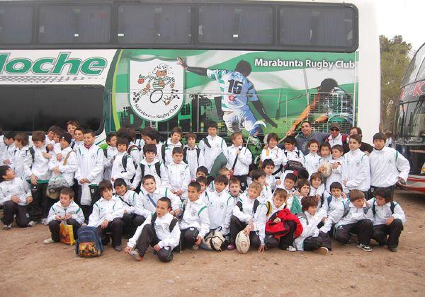 Hormigas a Mendoza