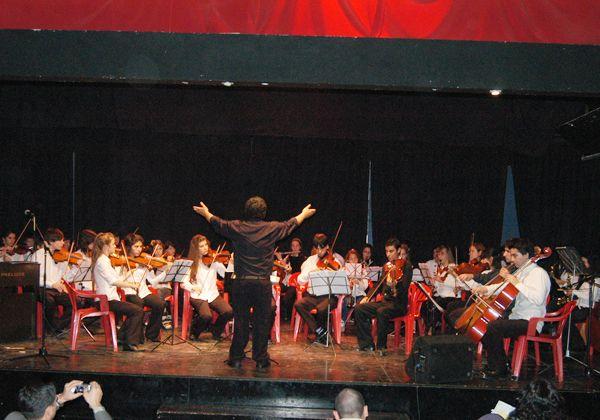 La Orquesta Infanto Juvenil abre el año