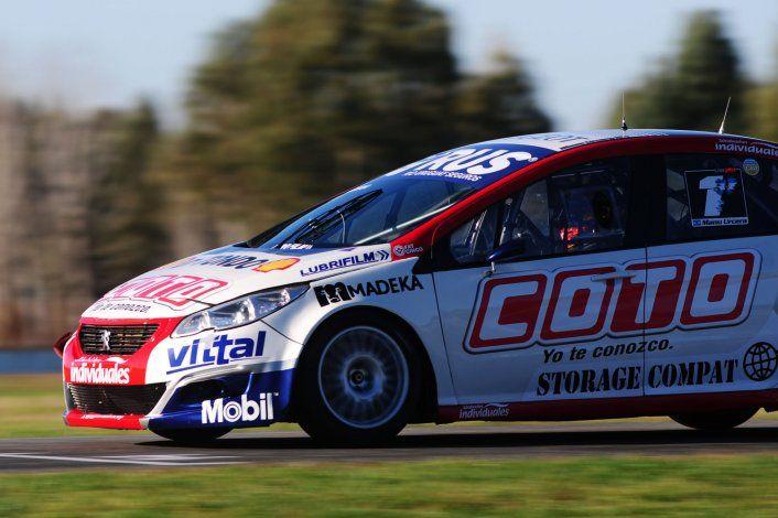 Urcera hizo una gran carrera y ganó en La Plata por el TN