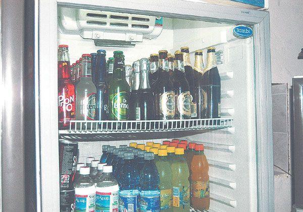 Veda al alcohol por comicios