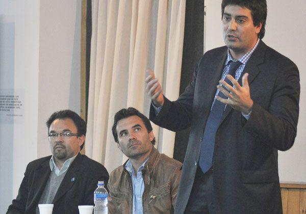 Para Juan Manuel Pichetto la fruticultura será la prioridad en su gestión