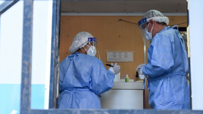 Neuquén sumó otros 422 nuevos positivos y 14 muertes por COVID