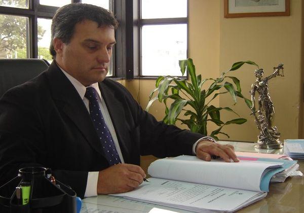 El Juez Bustamante indagó a Víctor Cufré