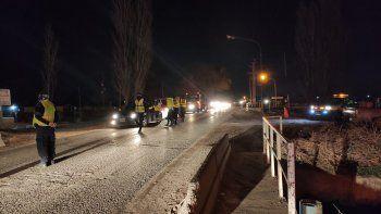 ¡peligro al volante!: atraparon a 15 conductores borrachos