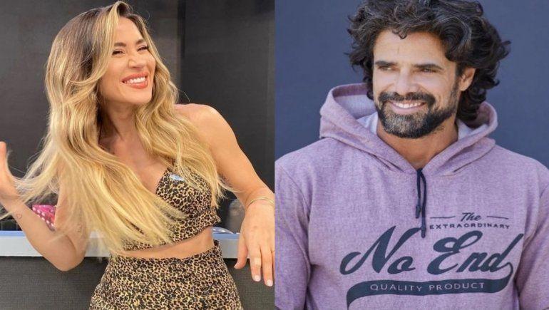 El inesperado romance de Jimena Barón y Luciano Castro
