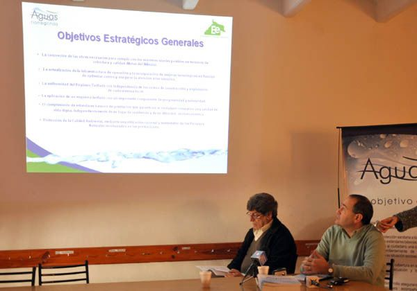 ARSA presentó su plan estratégico 2009-2011