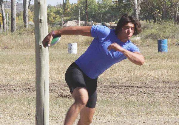 Espinel, campeón nacional juvenil