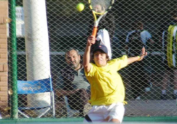 Gazzoti ganó el torneo G3 de tenis
