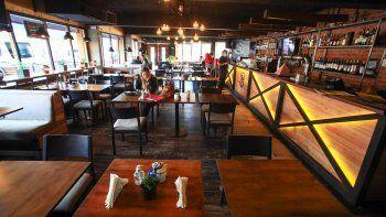 gastronomicos de neuquen se rebelaron y no van a cerrar