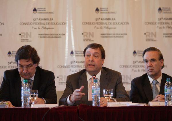 Comenzó la Asamblea del Consejo Federal de Educación