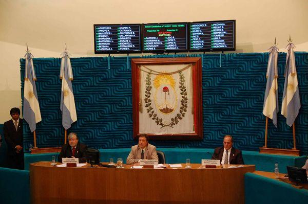 Ingresó a la Legislatura la Ley de Presupuesto