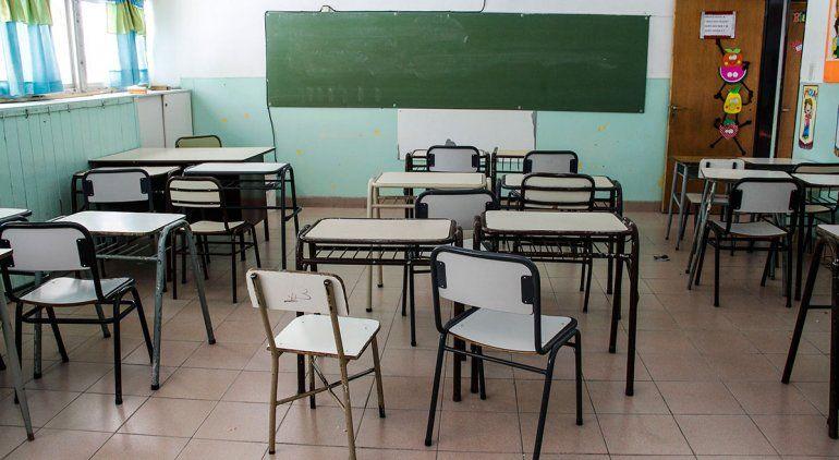 Por obras en ejecución, 11 edificios escolares continúan con clases no presenciales