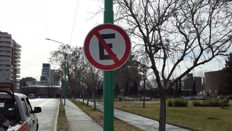 La Muni arrancó una nueva etapa de señalización gráfica en la ciudad