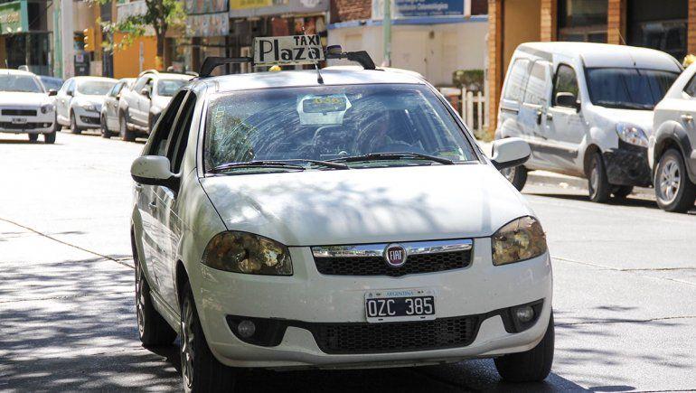 El Ejecutivo le otorgó un segundo aumento a los taxistas