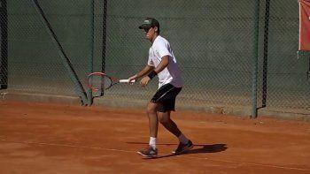 escandalo: tenista patagonico, suspendido de por vida por arreglos