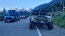 el gobierno nacional enviara fuerzas federales a rio negro