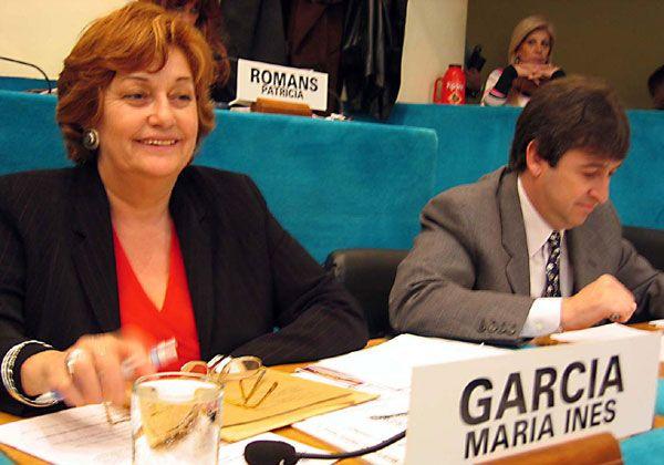 """García pide la tipificación de la figura penal de """"femicidio"""""""