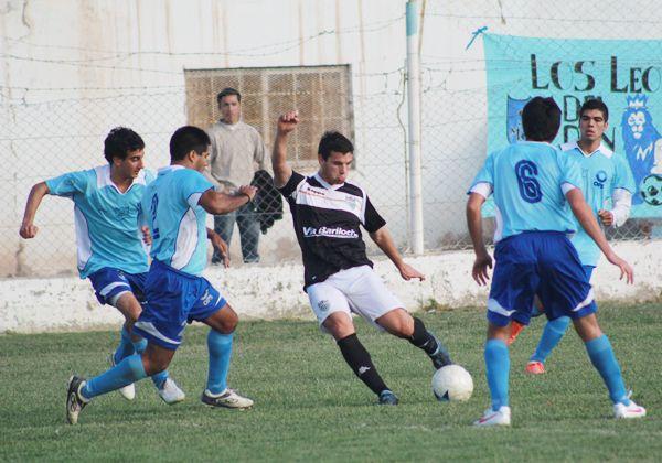 Sin fútbol por posturas antagónicas