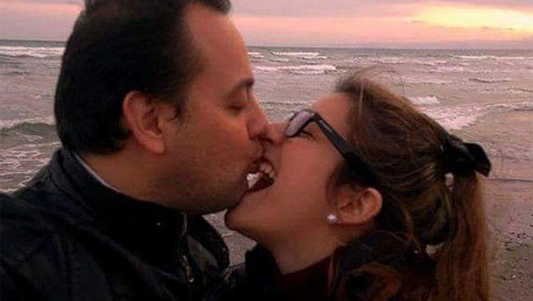 El dolor del novio de Agus de Bake Off: Estaba peleando para ponerse bien