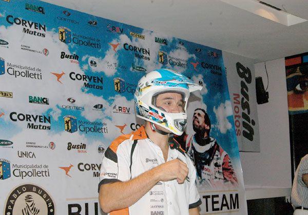 Todo listo para correr el Dakar 2011
