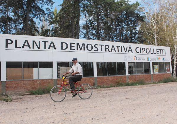 Reestructuran la fábrica de dulces de Cipolletti